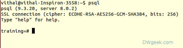 Access Redshift using psql without Password Prompt – Use