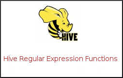 Hadoop Hive Regular Expression Functions and Examples