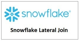 What is Snowflake Lateral Join and How to use it? - DWgeek com